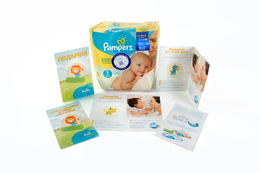 Pic 18 Pampers promotional leaflet_2339